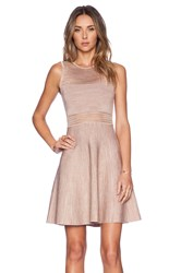 Torn By Ronny Kobo Mabel Dress Blush