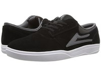 Lakai Griffin Xlk Black Grey Suede Men's Skate Shoes