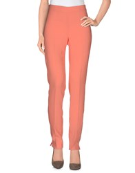 Nuvola Trousers Casual Trousers Women Light Pink