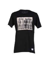 A Question Of T Shirts Black