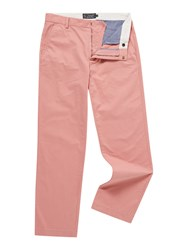 Howick Fraternity Casual Chino Rose