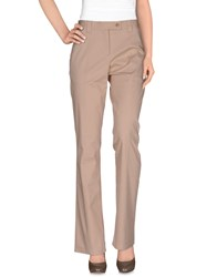 Moschino Cheap And Chic Moschino Cheapandchic Trousers Casual Trousers Women Sand