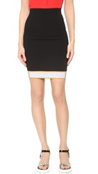 Moschino Pencil Skirt Black