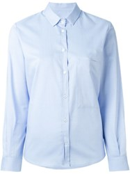 Golden Goose Deluxe Brand Classic Shirt Blue