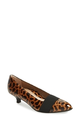 Beautifeel 'Nadia' Kitten Heel Pump Women Tarta Patent
