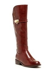 Godiva Amanda Textured Boot Brown