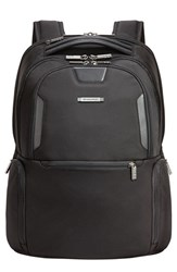 Men's Briggs And Riley ' Work Medium' Backpack Black