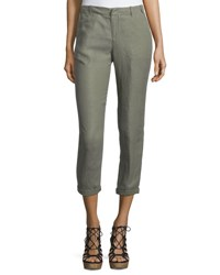 Joie Enna Cropped Pants Cypress