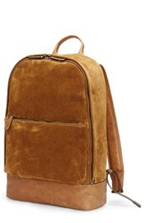 Frye Men's Chris Suede Backpack