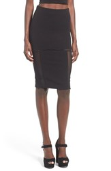 Women's Leith Mesh Inset Tube Skirt