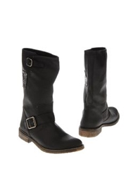Db By D'buzz Ankle Boots Military Green