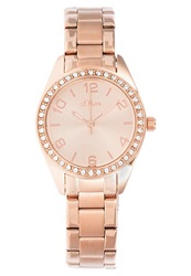 S.Oliver So2903mq Watch Gold