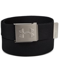 Under Armour Webbed Golf Belt Black