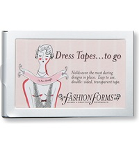 Fashion Forms Tapes To Go Transparent Dress Tapes Clear