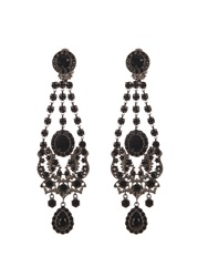 Givenchy Victorian Style Chandelier Earrings