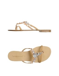 Francesco Milano Thong Sandals