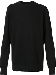 Stampd Crew Neck Sweatshirt Black
