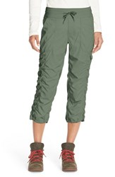 The North Face Women's 'Aphrodite' Capris Laurel Wreath Green