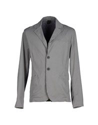 Jijil Suits And Jackets Blazers Men Light Grey