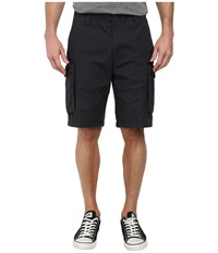 Nautica Ripstop Cargo Shorts Off Black Men's Shorts