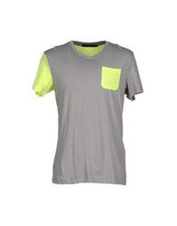 Kai Aakmann T Shirts Grey