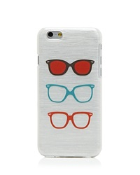 Otm Iphone 6 Case Hipster Shades Pearl White