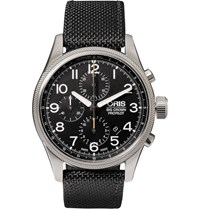 Oris Pro Pilot Automatic Chronograph Watch Black