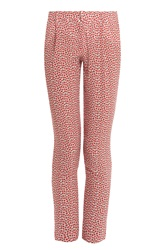 Paul And Joe Strawberry Print Trousers
