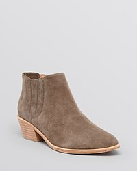 Joie Pointed Toe Chelsea Booties Barlow Charcoal