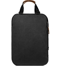 Qwstion Washed Black Daypack
