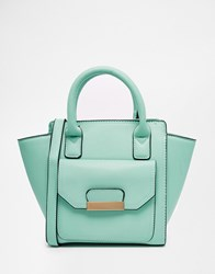 New Look Dinky Mini Tote Bag Mint