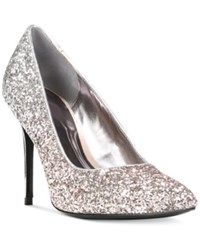 Carlos By Carlos Santana Posy Metallic Glitter Pumps Women's Shoes