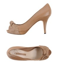 The Seller Footwear Courts Women Khaki