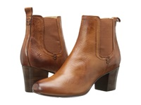Stella Chelsea Short Whiskey Soft Vintage Leather Women's Pull On Boots Tan