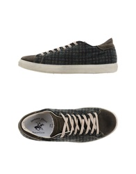 Beverly Hills Polo Club Low Tops And Trainers Dark Green