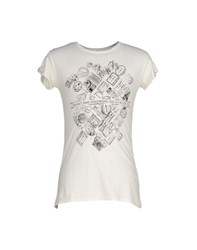 Madson Discount Topwear T Shirts Men Ivory