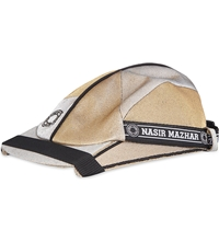 Nasir Mazhar Logo Cap With Pencil Gold