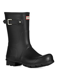 Hunter Rubber Boots Black