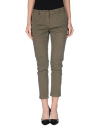Lot 78 Casual Pants Military Green