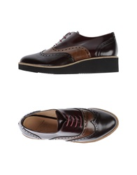 Marian Lace Up Shoes Black