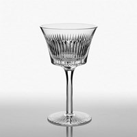 Cumbria Crystal Lyre Wine Glass Small