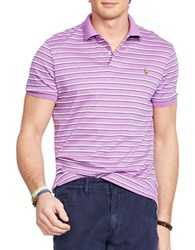 Polo Ralph Lauren Striped Pima Soft Touch Pink