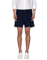 Bikkembergs Trousers Bermuda Shorts Men