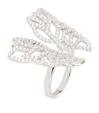 Carat Saliana Cocktail Ring Female White