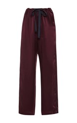 Araks Ally Pajama Pants Purple
