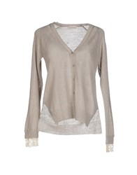 Bramante Knitwear Cardigans Women Dove Grey