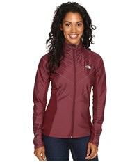 The North Face Isotherm Jacket Deep Garnet Red Women's Coat Brown