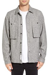 Native Youth Men's Norite Shirt Jacket