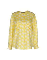 Seventy By Sergio Tegon Shirts Shirts Women Yellow