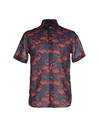 Marc Jacobs Shirts Shirts Men Dark Blue